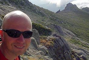 Antoine, votre guide de montagne