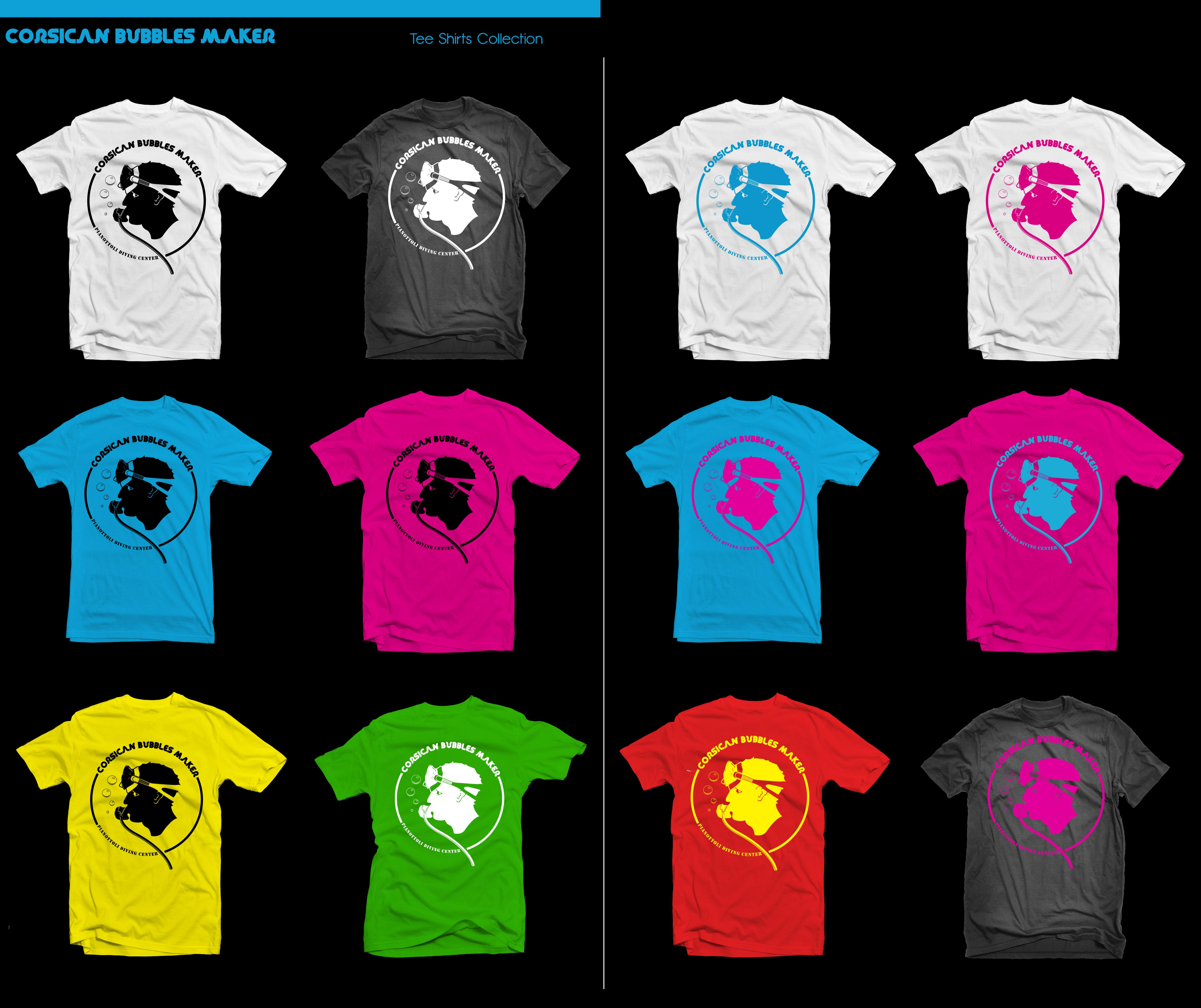 T-shirt Maure