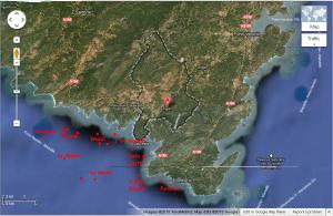 site plongée Corse du Sud